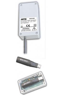 MPS ACV-E2 Voltaj Kayıt Cihazı