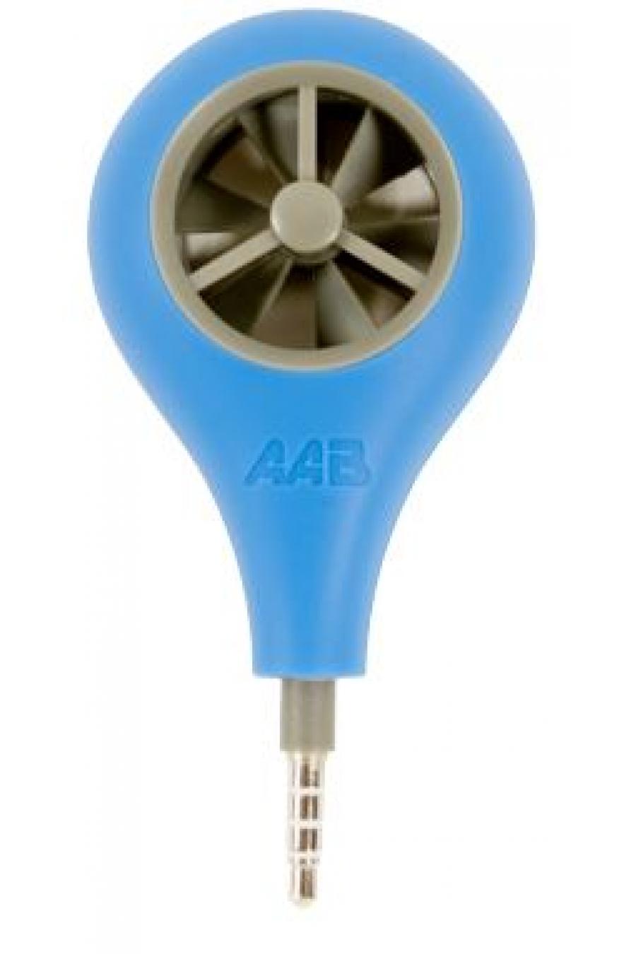 AAB Akıllı Hava Hızı / Debisi Ölçüm Cihazı ABM-100