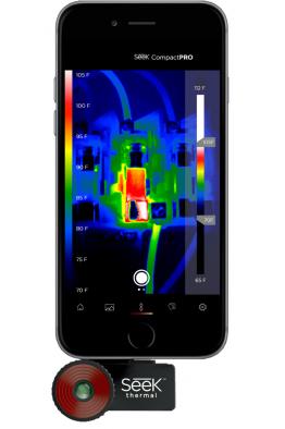 Seek Seek - Compact Pro Akıllı Termal Kamera (Android-IOS)