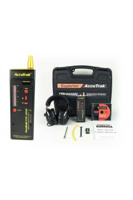 AccuTrak VPE-1000 Dijital Ultrasonic Kaçak Dedektörü