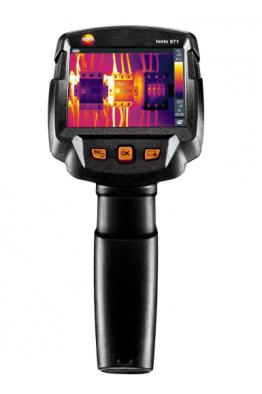 Testo Testo 871 Termal Kamera