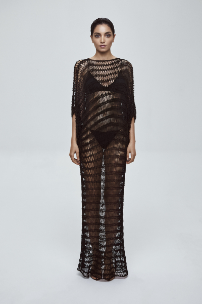 Chora Hand-Knitted Dress