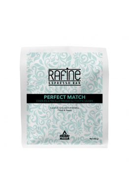 Rafine Espresso Bar Perfect Match Kahve Çekirdeği Finca La Trinidad / Sidama - 250gr.