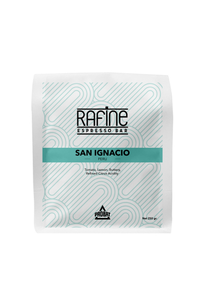 Peru San Ignacio Kahve Çekirdeği - 250gr. Peru San Ignacio Kahve Çekirdeği - 250gr.