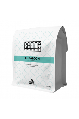 Rafine Espresso Bar Kolombiya El Balcon Kahve Çekirdeği - 250gr.