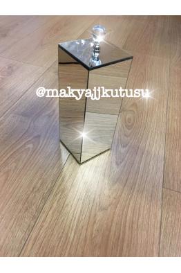 Makyajj Kutusu  Aynalı Fırçalık