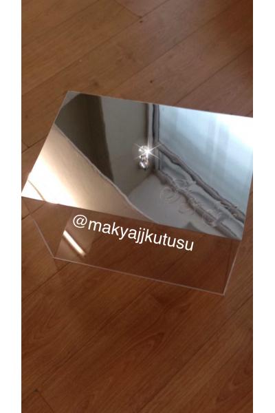 Kapağı Aynalı Bohça Kutusu Kapağı Aynalı Bohça Kutusu