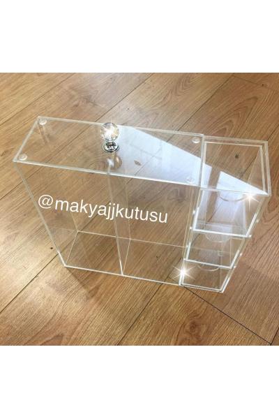 Fırçalık+Çekmeceli Kutu