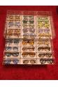 Çekmeceli 15 Gözlü Gözlük Kutusu