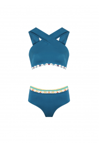 Zoe Sky Blue Bikini