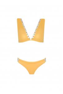 Cloe Gold Bikini