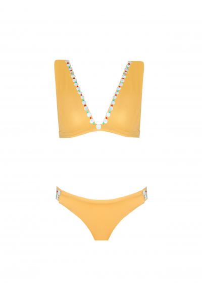 Cloe Gold Bikini Cloe Gold Bikini