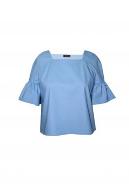 H6 By Hazal Ozman Belis Mavi Bluz