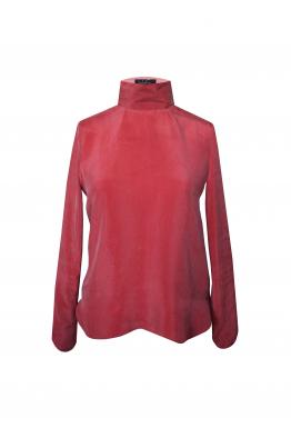 H6 By Hazal Ozman Luxa Kırmızı Bluz