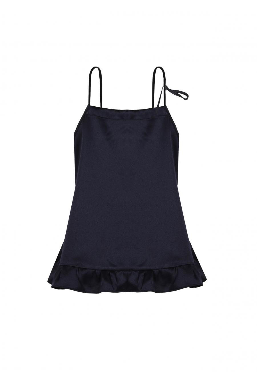 Scilla Lacivert Bluz