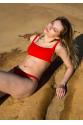Alice Red Bikini