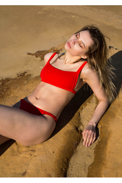 Alice Red Bikini Alice Red Bikini