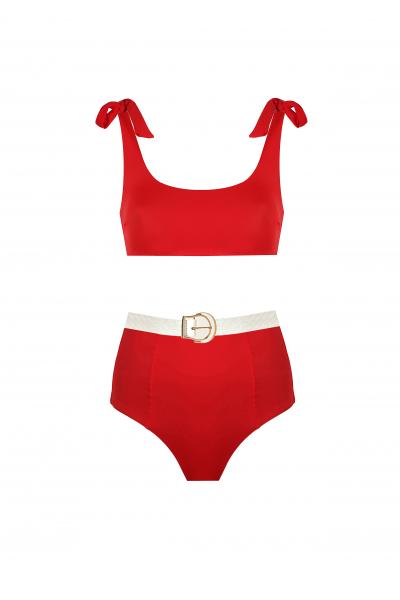Rachael Red Bikini Rachael Red Bikini