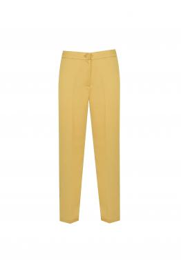 H6 By Hazal Ozman Mio Sarı Pantolon