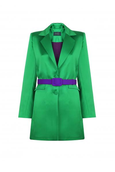 Carla Yeşil Ceket Carla Yeşil Ceket
