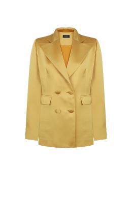 H6 By Hazal Ozman Stella Sarı Ceket