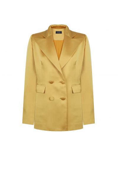 Stella Sarı Ceket Stella Sarı Ceket