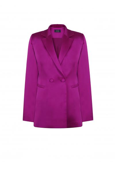 Grace Mürdüm Ceket