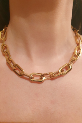 Miss Istanbul Bijoux Chains Necklace