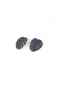 Mini Leaf Küpe