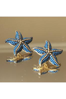 POISON BY KIRAMER Starfish Küpe