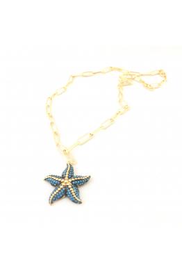 POISON BY KIRAMER Starfish Kolye
