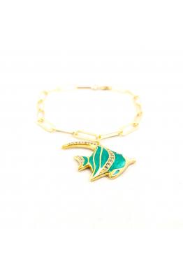 POISON BY KIRAMER Angel Fish Bileklik