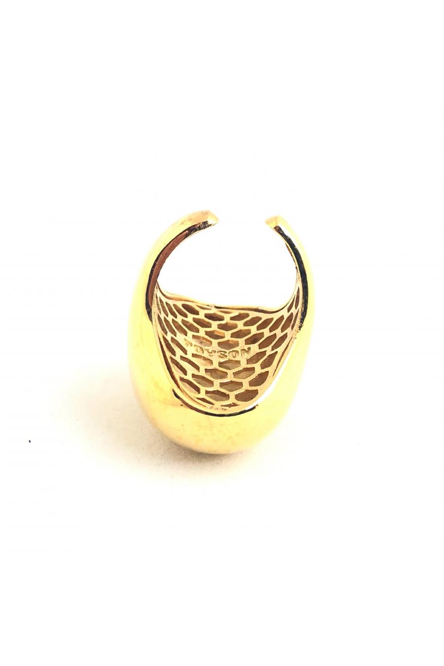 Bombay Yüzük Taşlı -Gold-