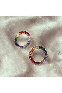 Rainbow Küpe