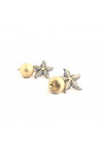 Starfish Toplu Küpe