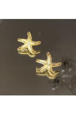 POISON BY KIRAMER Starfish Mini Küpe