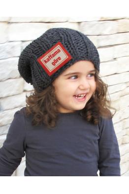 "Ozz Hats ""Kaffama Göre"" Çocuk Bere"