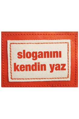 Ozz Hats sloganını kendin yaz