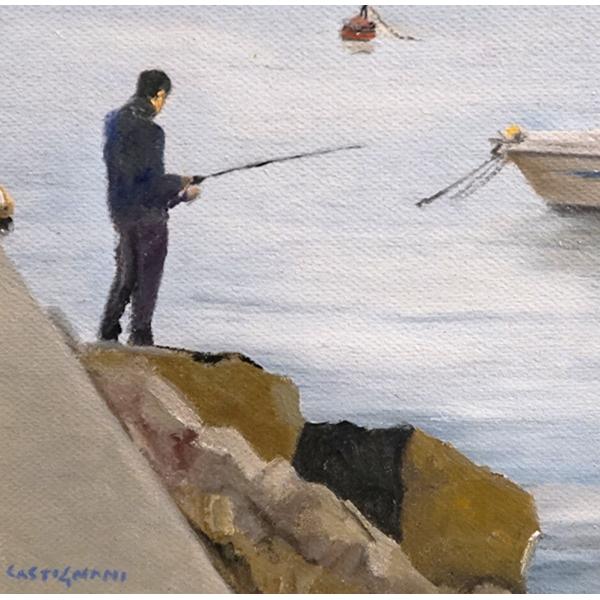 Fisherman / Balıkçı