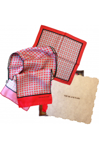 The Red Dapper Silk Pocket Square & Scarf Set
