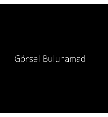 Jour Du Nil Turquaze / İnci Camelya Formunda Küpe