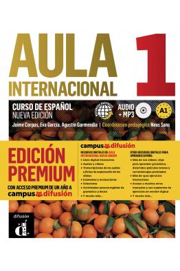 Book Store Aula internacional 1 nueva edición  Libro del alumno + MP3-CD + Premium