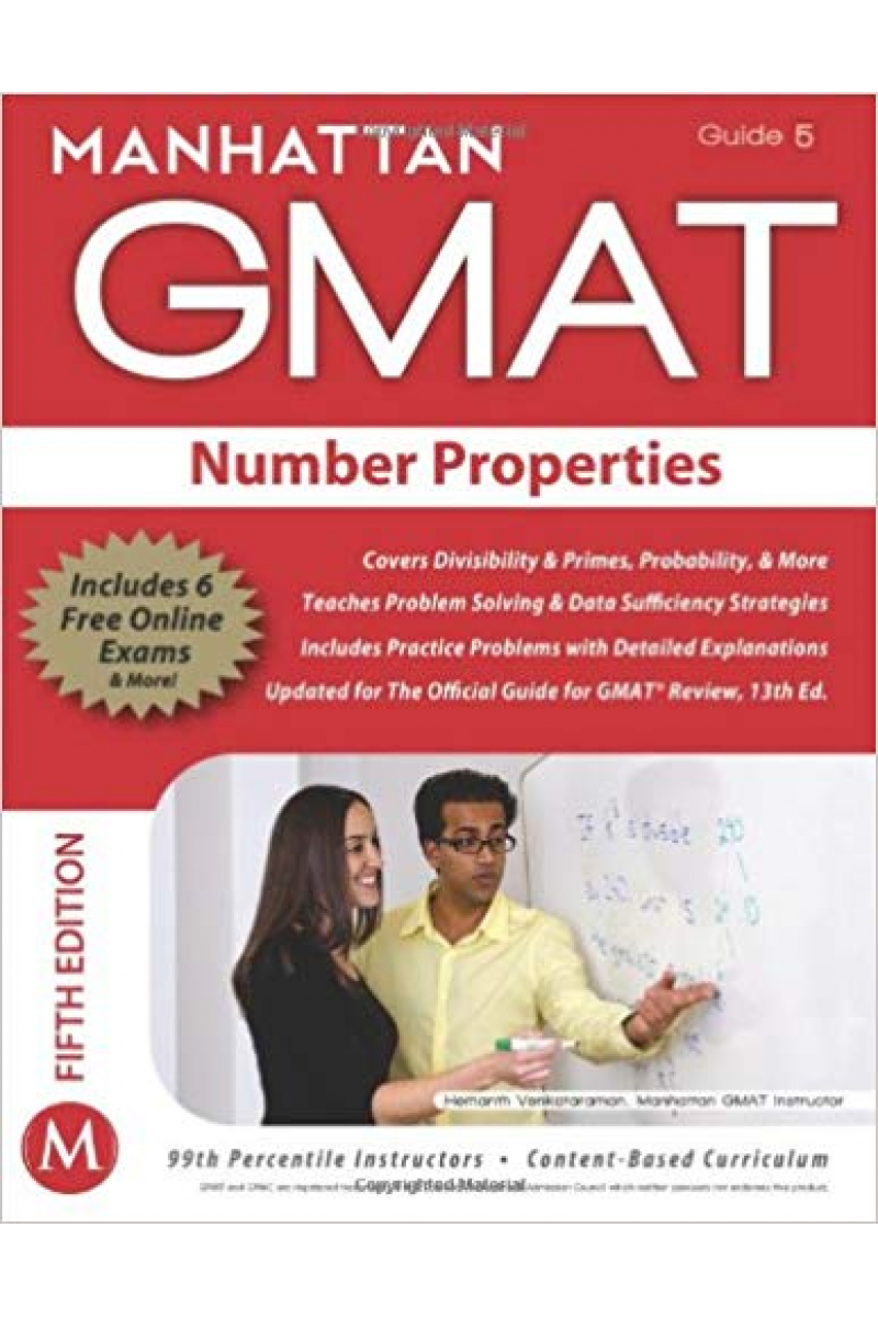 manhattan prep GMAT guide 5 NUMBER PROPERTIES