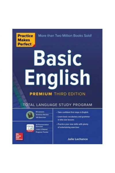 basic english premium third edition (julie lachance)