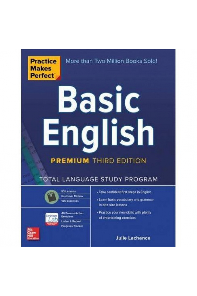 basic english premium third edition (julie lachance)