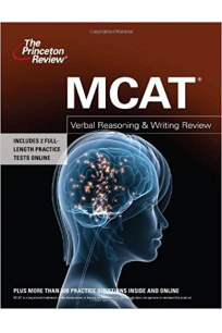 MACAT verbal reasoning and writing review the princeton review 2010