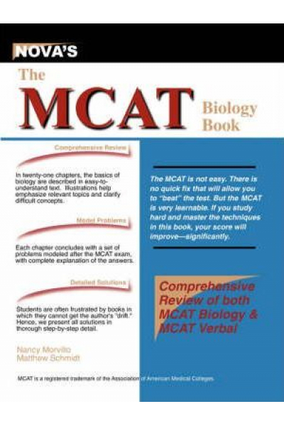 NOVA'S the MCAT biology (nancy morvillo)