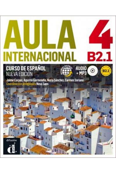 Aula Internacional Nueva edición 4 B 2.1 RENKLİ + CD Aula Internacional Nueva edición 4 B 2.1 RENKLİ + CD