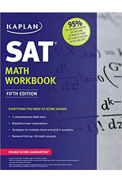 kaplan sat math workbook 5th