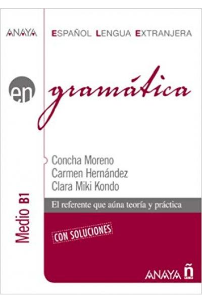 grammatica espanol lengua extranjera elemental B1 (SİYAH BEYAZ)
